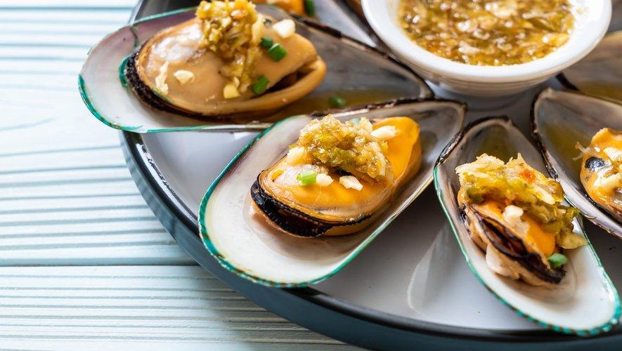 Menus santé : les moules, les coquillages de l'été
