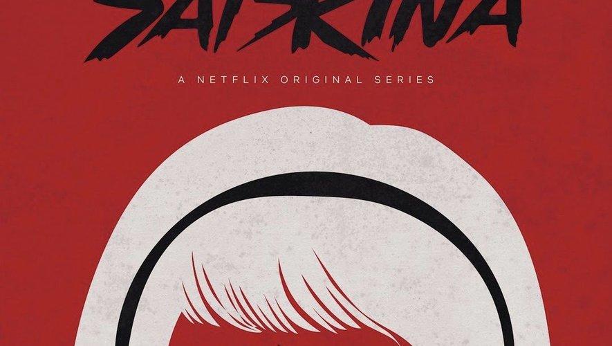 """Kiernan Shipka, qui incarne la jeune Sabrina, est plus connue pour avoir jouer le rôle de Sally Draper dans """"Mad Men"""" aux côtés de Jon Hamm et de January Jones."""