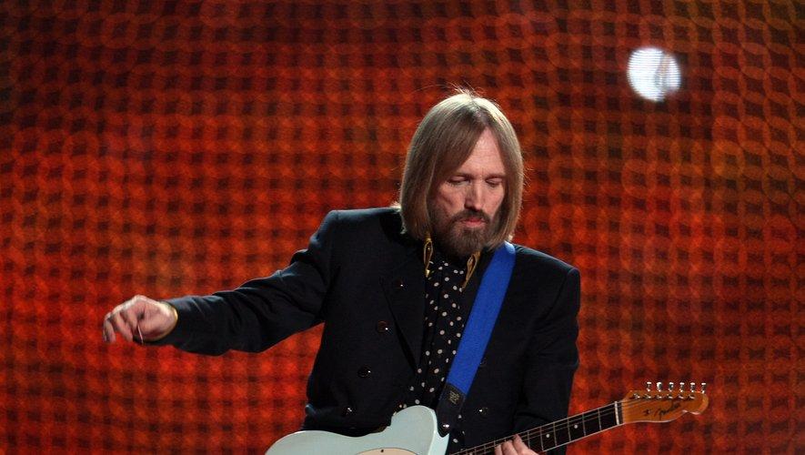 Tom Petty est décédé en octobre 2017.