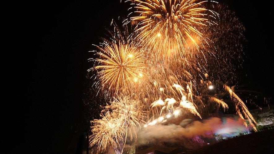 Les feux d'artifice amateurs seront interdits de vendredi à lundi
