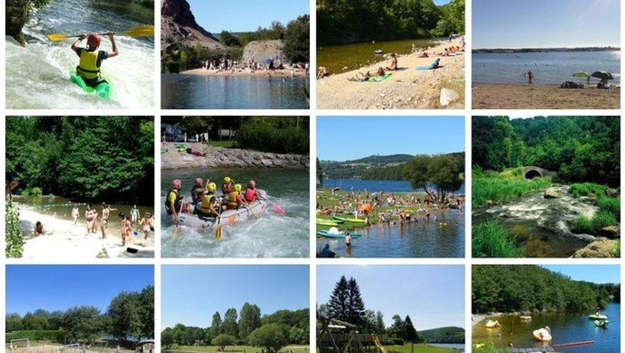 Où se baigner en Aveyron ? Nos coups de cœur