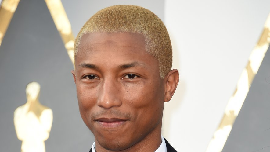 "Pharrell Williams prend les manettes de la plateforme ""Black History Is Happening Now""."