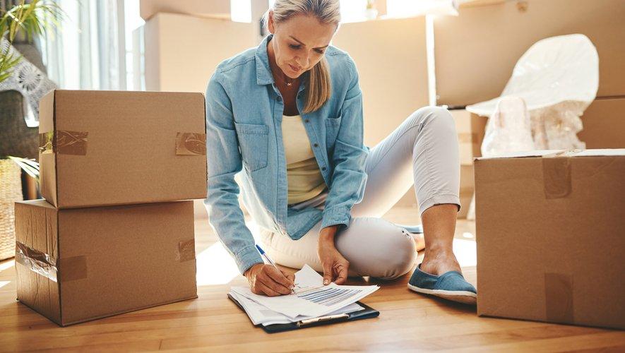 Avant de déménager, il faut effectuer des démarches pour le logement que vous quittez
