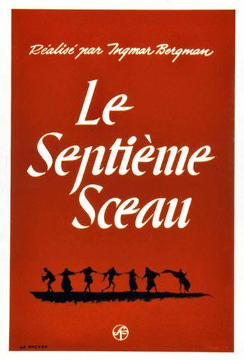 """""""Le Septième Sceau"""" d'Ingmar Bergman a reçu en 1957 le Prix spécial du jury à Cannes"""