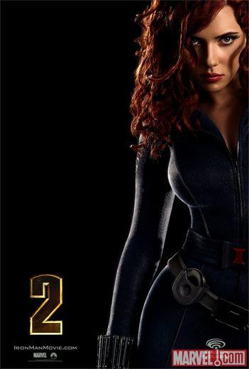 """Scarlett Johansson a incarné Natasha Romanoff alias Black Widow dans le dernier """"Avengers : Infinity War"""" en 2018, qui a dépassé les deux milliards de dollars dans le monde."""