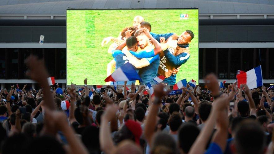 Rodez aura enfin droit à sa fan zone dimanche !
