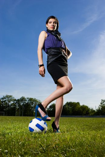 La fièvre du football gagne le monde entier et notamment les adeptes de la mode