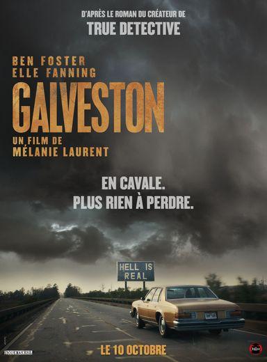 """""""Galveston"""" est le quatrième long-métrage de la Française Mélanie Laurent."""