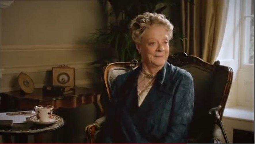 Le film est officiel avec le casting de retour — Downton Abbey