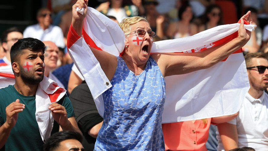 L'Angleterre, qui s'est inclinée contre la Croatie mercredi (1-2), affrontera samedi lors de la petite finale à St-Pétersbourg la Belgique, défaite mardi par la France (0-1).