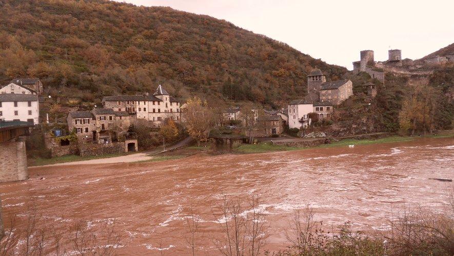 Vigilance jaune sur plusieurs cours d'eau de l'Aveyron