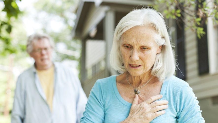 Les femmes auraient un risque plus élevé que les hommes d'être hospitalisées et de décéder d'une insuffisance cardiaque