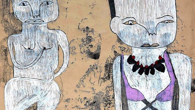 « étrange » art brut  au château de Taurines « Permettre à des compositeursde créer leur œuvre »