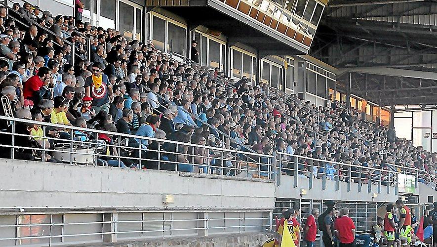 L'an passé, environ 2000 personnes avaient assisté au match du Challenge Vaquerin à Paul-Lignon (Archives CP)
