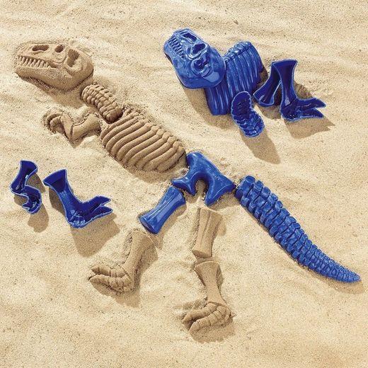 Lot de moules dinosaures par La Redoute
