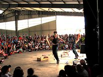 Cap Mômes à Laissac : au bonheur des familles Une trentaine de spectacles pour tous