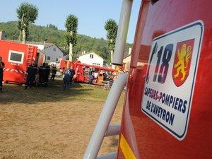 Sud-Aveyron : une exploitation agricole détruite par les flammes