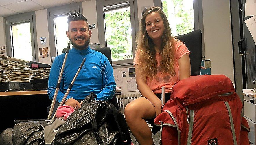 « La solidarité nous a aidés à marcher pendant 8 000 km »