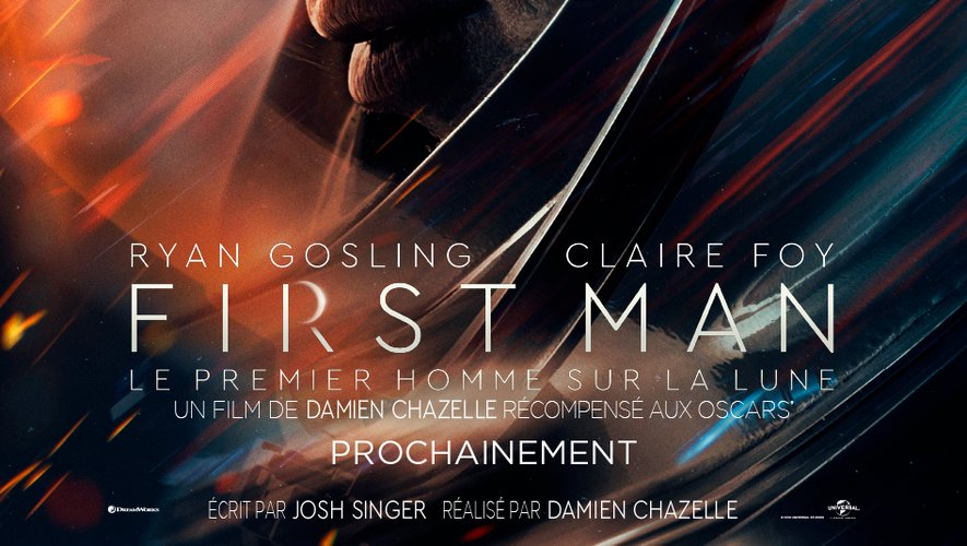 """""""First Man"""" sera présenté à la Mostre de Venise avant de sortir en salles le 17 octobre"""