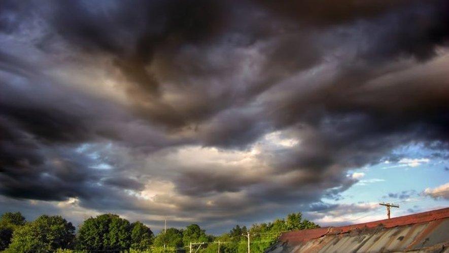 L'Aveyron en vigilance orange aux orages