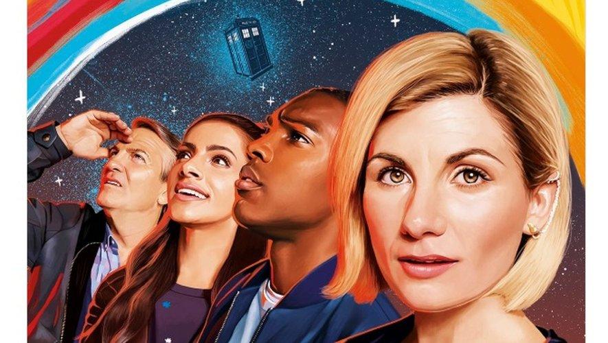 """La première bande-annonce de la saison 11 de """"Doctor Who"""" a été dévoilée lors de la 49e édition du Comic Con en Californie."""