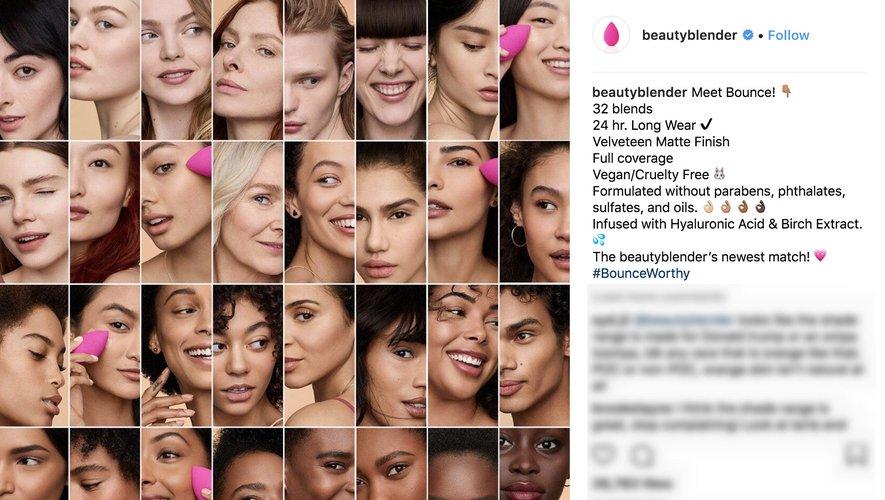 Beautyblender se lance dans le maquillage