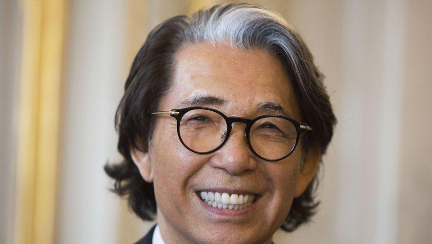 Le créateur japonais Kenzo Takada