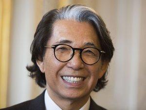 Avon s'associe à Kenzo Takada pour le lancement d'un parfum