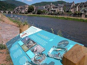 Sur les rives d'Olt  entre nature, loisirs et tourisme Innovant. Un parcours de pêche en famille
