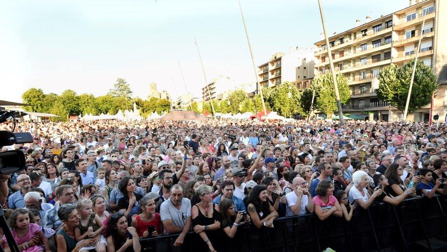Estivada : la ville annonce 22 000 personnes pour le concert de Cabrel !