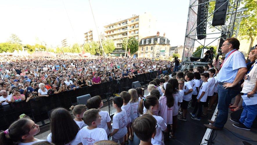 22 000 personnes lors du concert de Francis Cabrel, vraiment ?