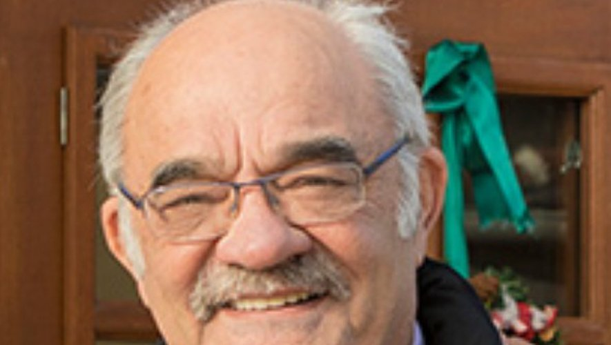 """Jean-Pierre Bénazet, auteur de """" L'Aveyron, l'autre pays dufoie gras """"."""