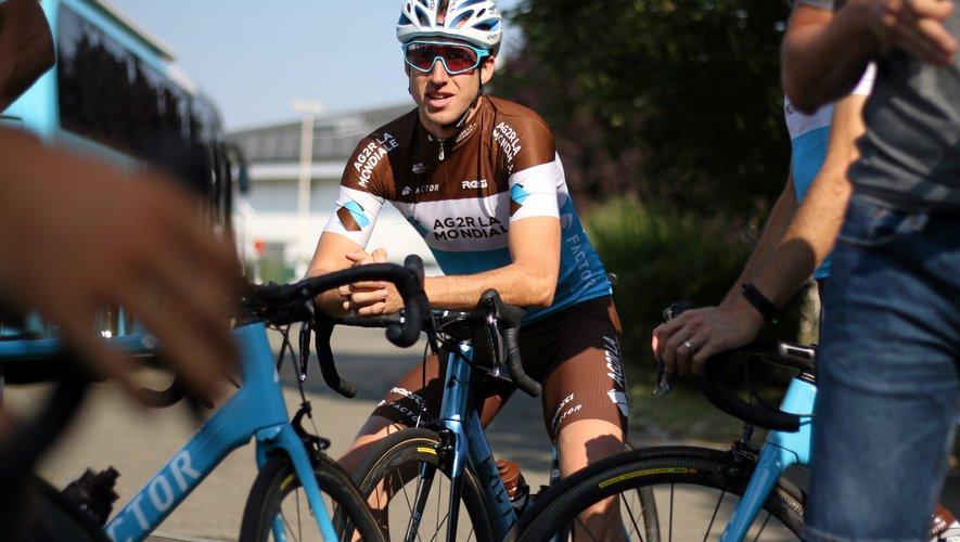 Cyclisme : Alexandre Geniez prolonge chez AG2R