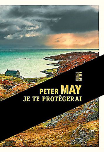 Peter May, à l'encre du roman noir