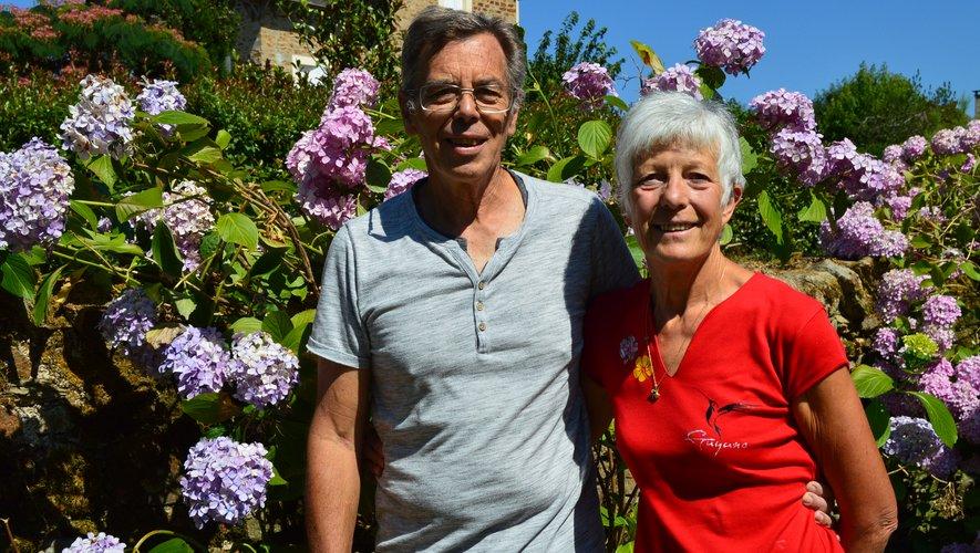 Roselyne et Michel Andrieu-Serges vous accueillent aux portes de la bastide