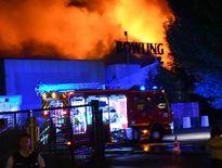 Le Bowling du Rouergue entièrement détruit par un incendie