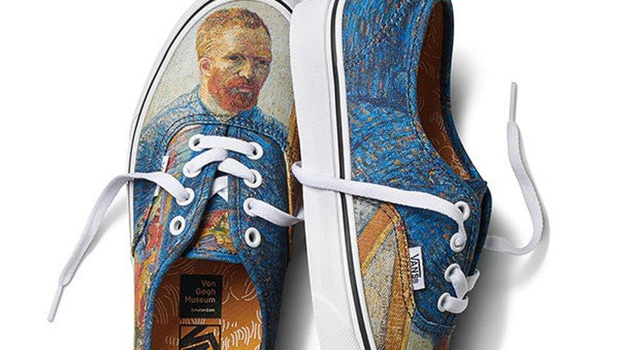Vans s'associe au musée Van Gogh pour la création d'une capsule