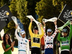 Audiences : le Tour de France moins suivi cette année sur France Télévisions