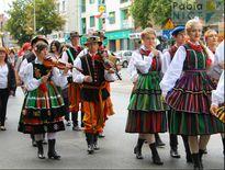 Le 9 août, le folklore polonais s'invite pour une soirée au centre du bourg