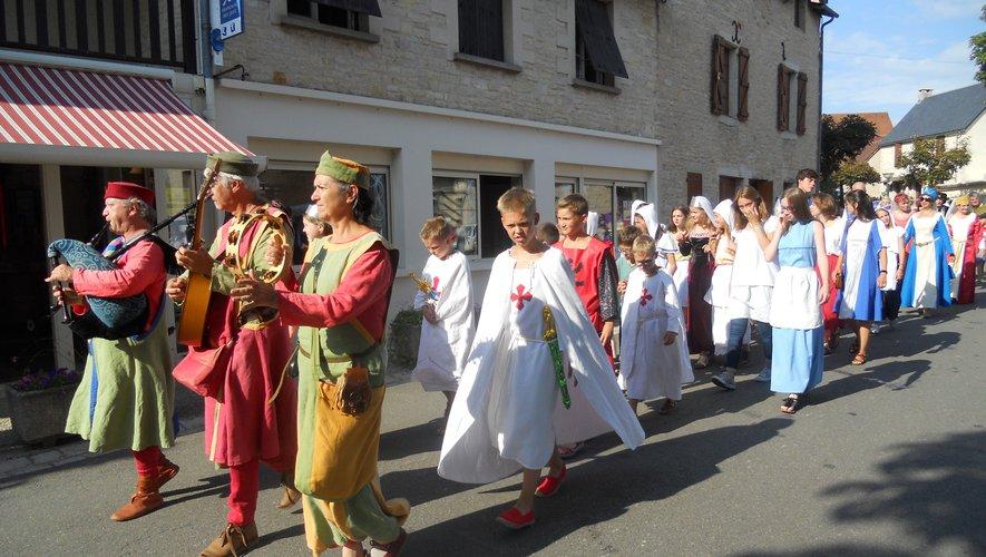 Une subvention a été accordée à Villeneuve médiéval pour la Faërie du 22 juillet.