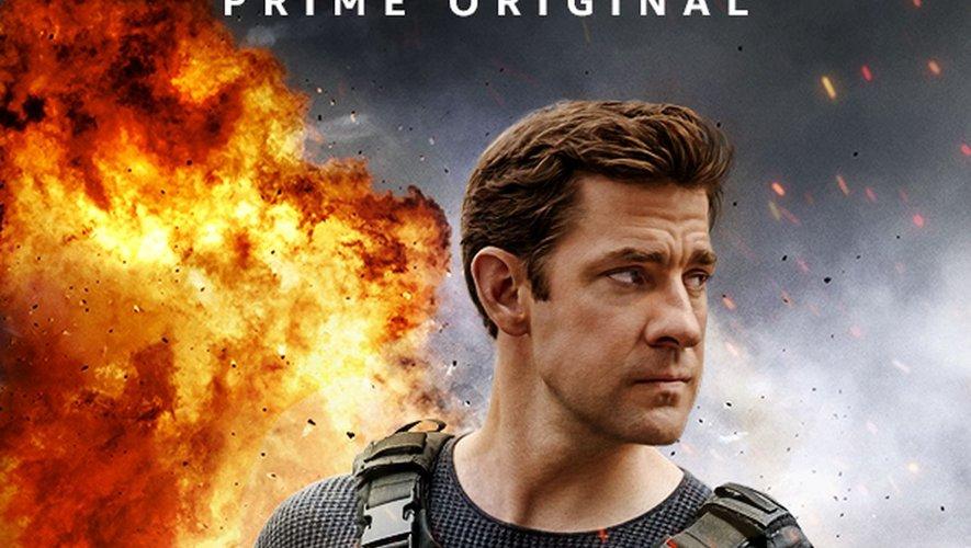 """John Krasinski, connu pour son rôle dans """"The Office"""", débarque à la fin du mois sur Amazon"""