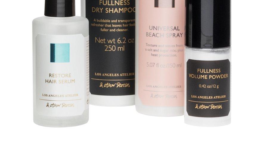 La marque & Other Stories présente sa toute première ligne de soins pour les cheveux.