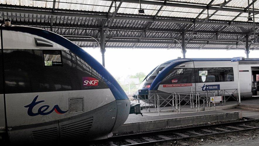 Des changements à prévoir sur la ligne Rodez-Paris en 2019.