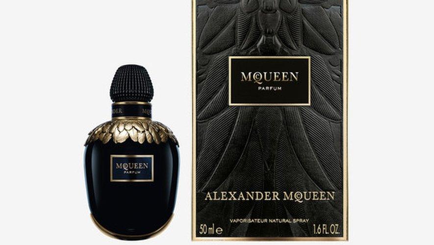 McQueen Parfum sur alexandermcqueen.com.