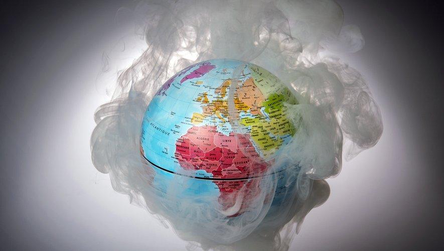 L'année dernière, le taux de concentration des trois gaz à effet de serre les plus dangereux relâchés dans l'atmosphère --dioxyde de carbone, méthane et protoxyde d'azote-- a atteint des nouveaux records.