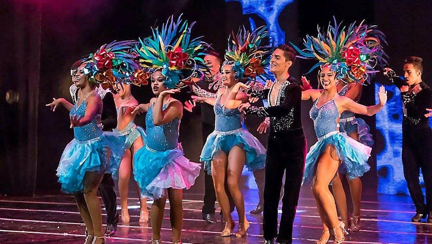 Le Festival du Rouergue va faire danser le département Au programme Une nouvelle équipe