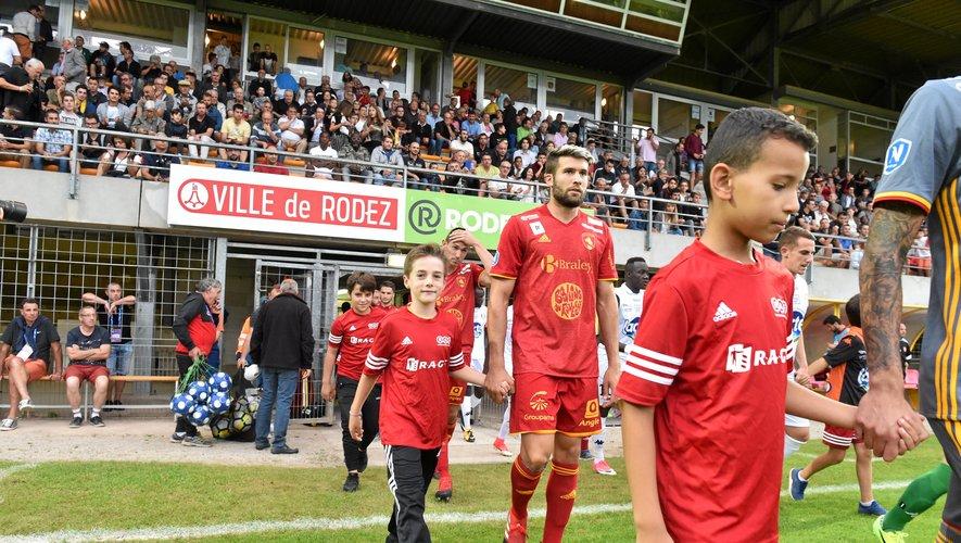 Joris Chougrani et les Ruthénois entrent en piste ce soir à Lyon.