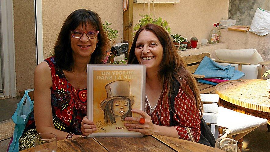 Fiora et Nikou ont besoin de vous pour éditer leur livre.