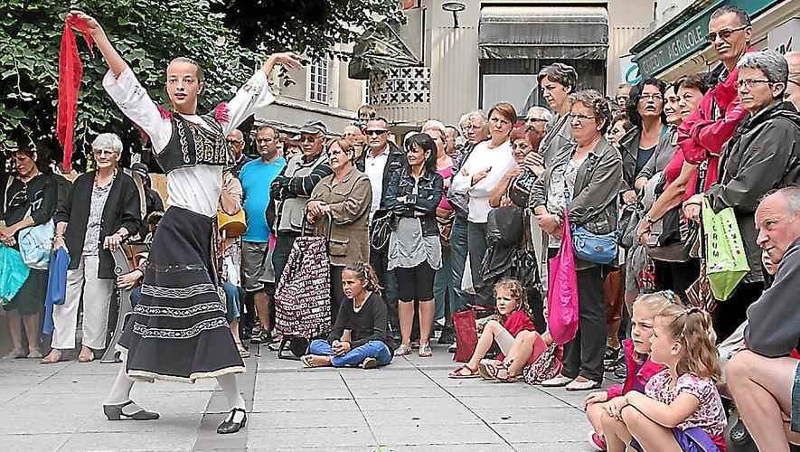 Les danses et cultures du monde gagnent le Sud-Aveyron