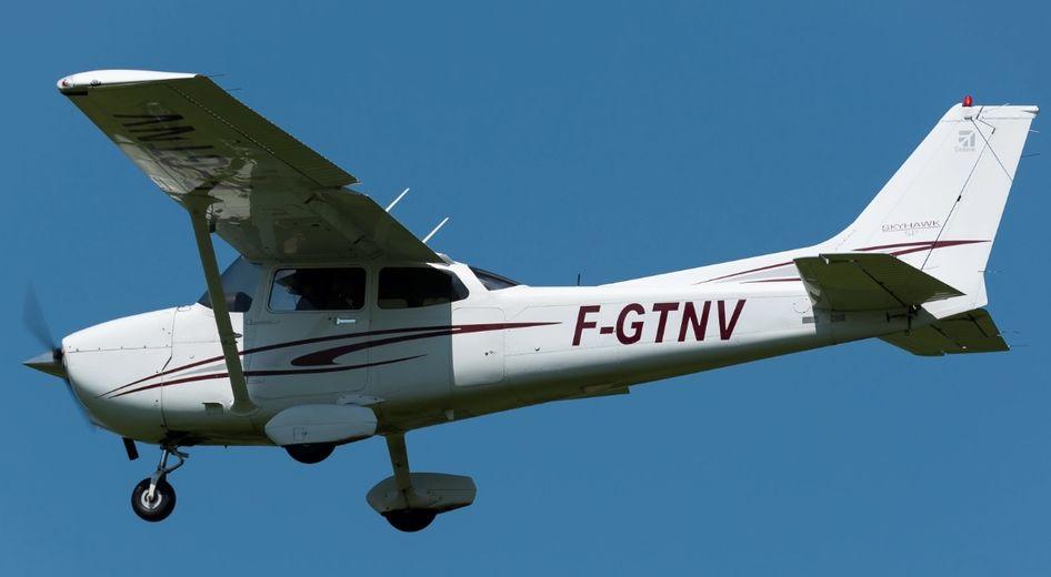 L'avion avait fait une halte sur l'aérodrome d'Issoudun-Le Fay dans l'Indre avant de rejoindre l'Aveyron.